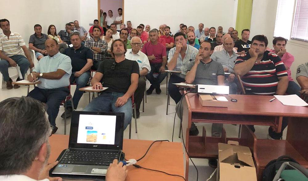 Gran Participación En La Jornada De Colza By Oleokelsa. Gracias!